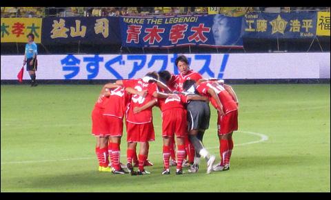 フクアリ ジェフ千葉 vs. ロアッソ熊本
