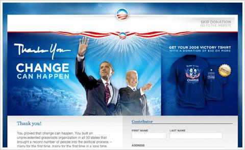 Barack Obama Official Site