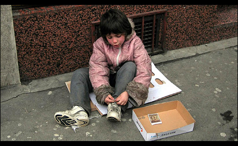 Blog Action Day 08「貧困(Poverty)」