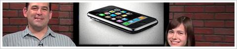 「iPhone 3G」に関する会話