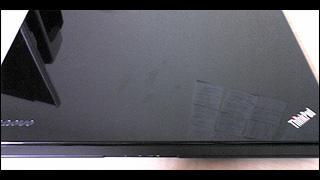 ThinkPad SL500 トップカバー