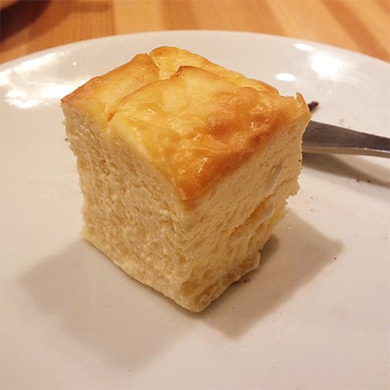 ローカーボチーズケーキ
